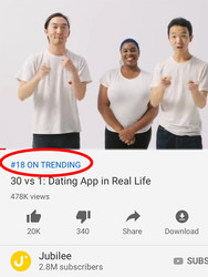 #18 Trending - VS 1 Episode