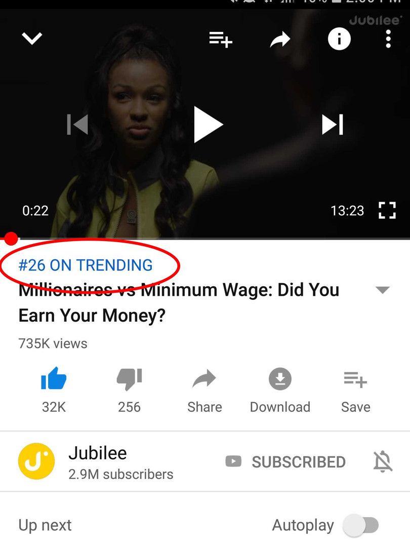 #26 Trending - Middle Ground episode