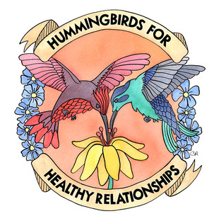 Hummingbirds for Healthy Relationships 2017