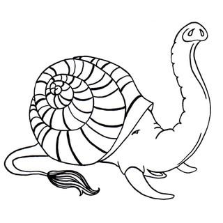 Mashimal: Snailephant 2016
