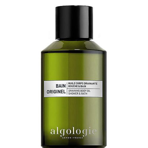 Bain Originel - Draining body oil bath & shower