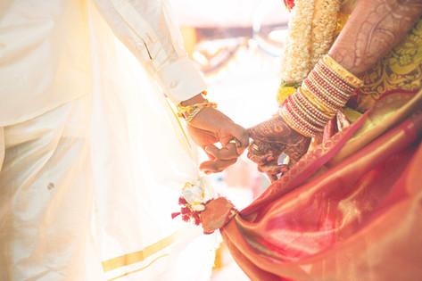 Indian wedding at Shangri-La's Tanjung Aru Resort & Spa