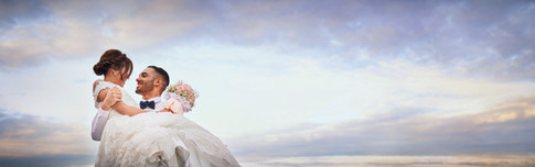 Wedding at Sunset Bar, Shangri-La's Tanjung Aru Resort & Spa