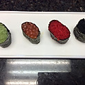 Red / Black / Green / Orange Tobiko