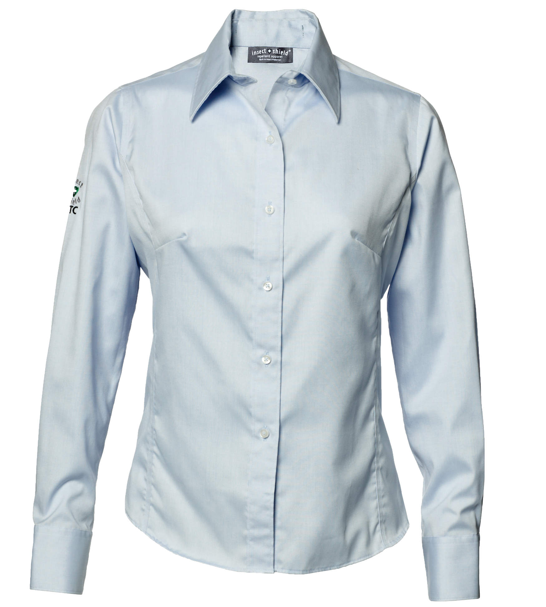 Women's Wrinkle Resistant Oxford