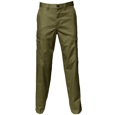 Multi-Pocket Cargo Pants