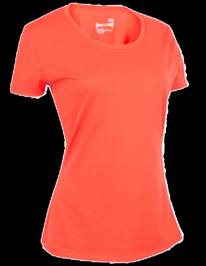 Women's Short Sleeved Tech Tee