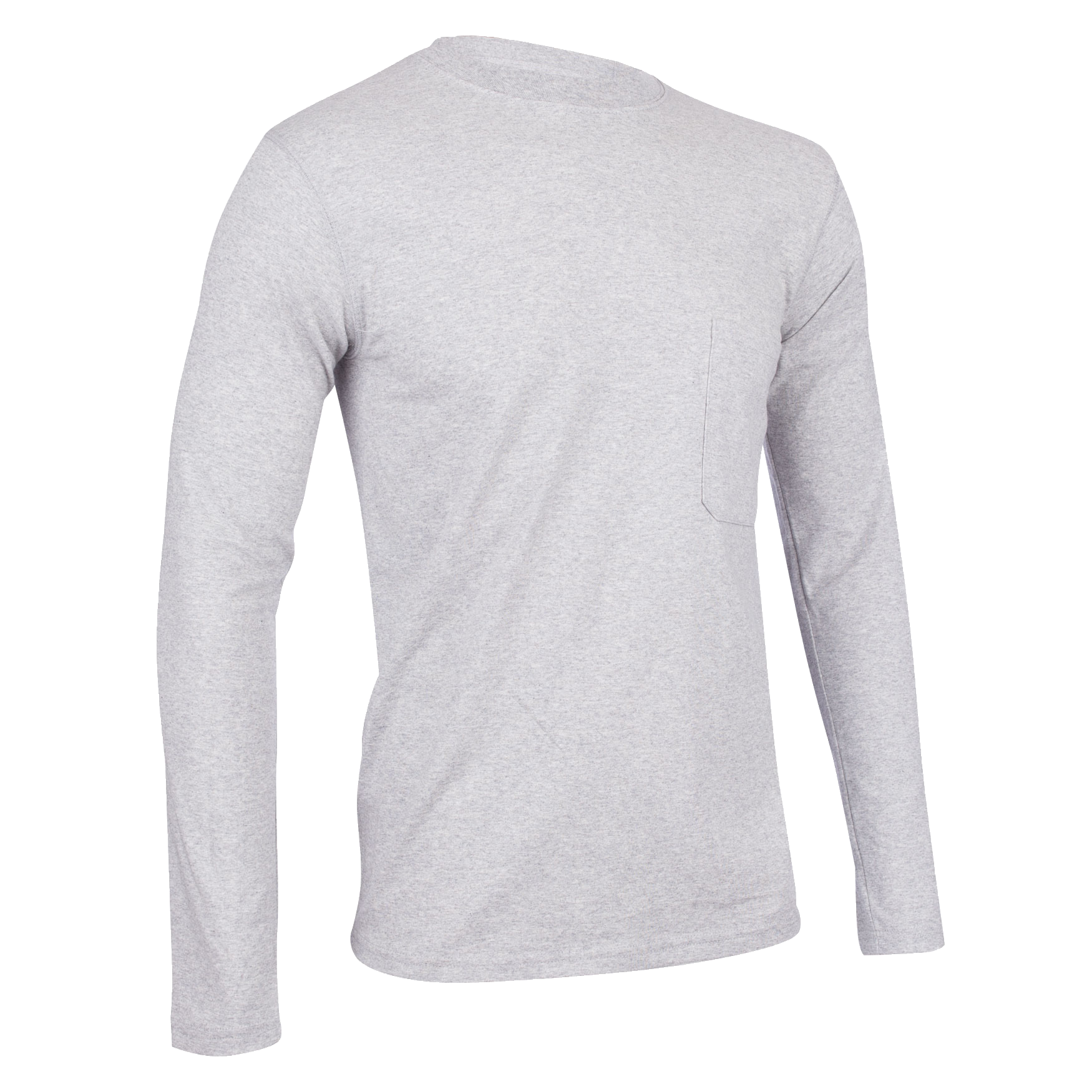 Dri-Balance Long Sleeve Pocket Crew