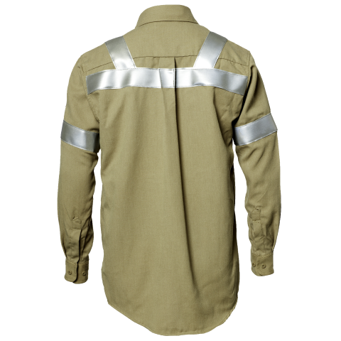 Tecasafe Shirt with Hi-Vis