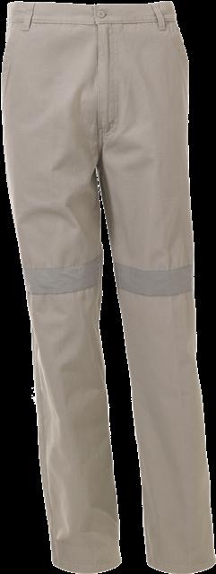 Flat Front Pants Hi-Vis