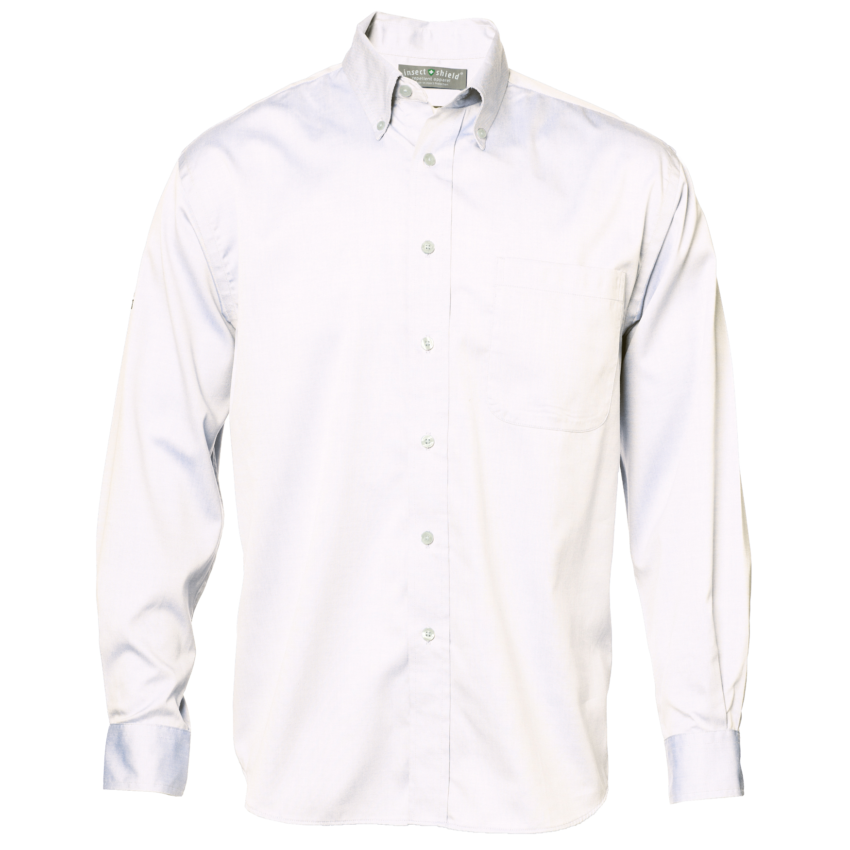 Men's Wrinkle Resistant Oxford Shirt