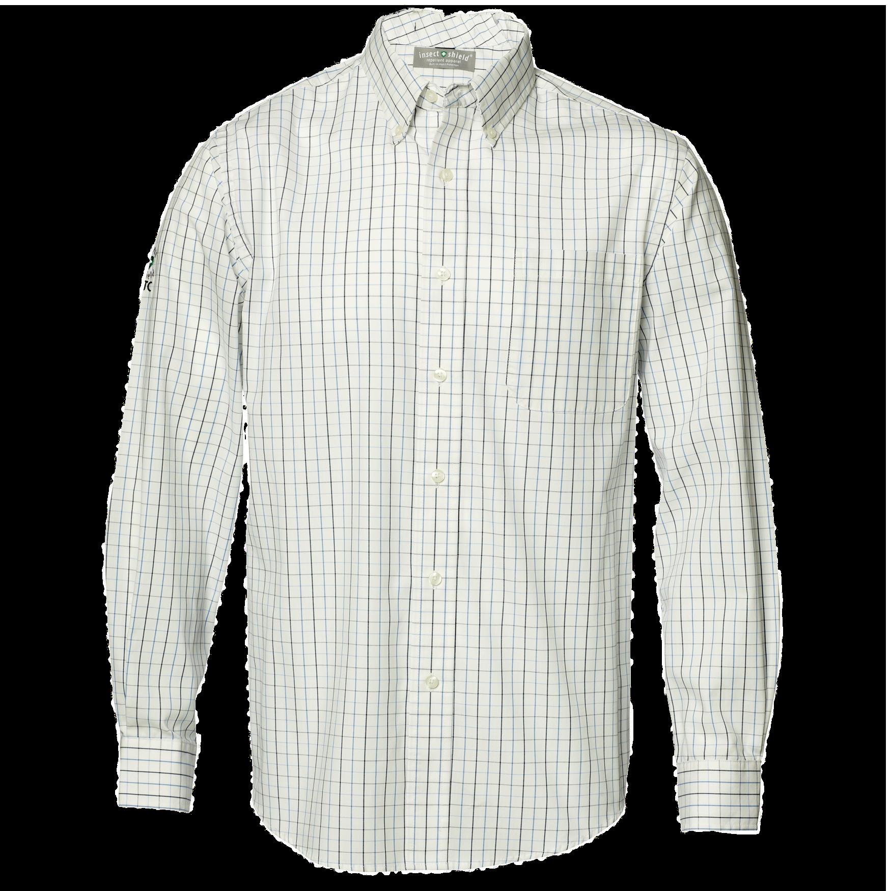 Tattersall Wrinkle-Resistant Shirt