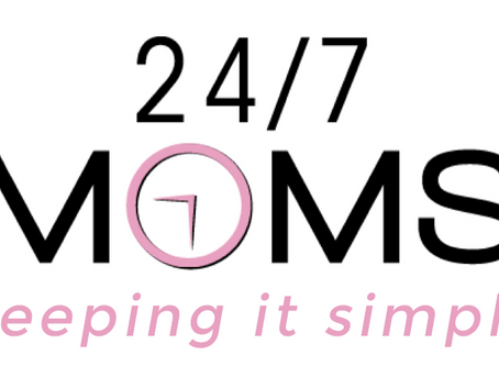 We Are Featured In 24/7 Moms - MOM BOMB GIFT SET ~ 25 DAYS OF CHRISTMAS