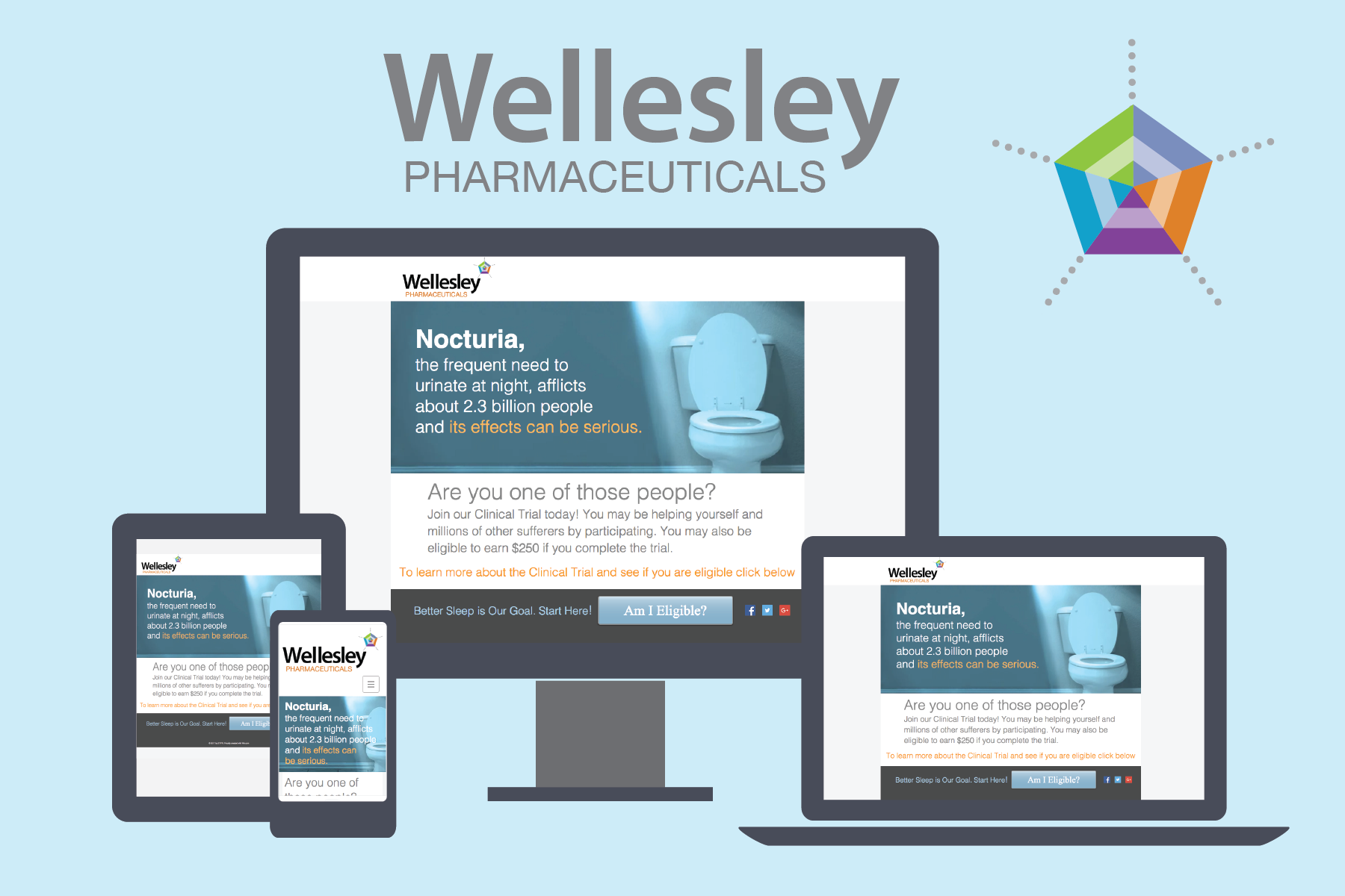 Wellesley Pharma. Website