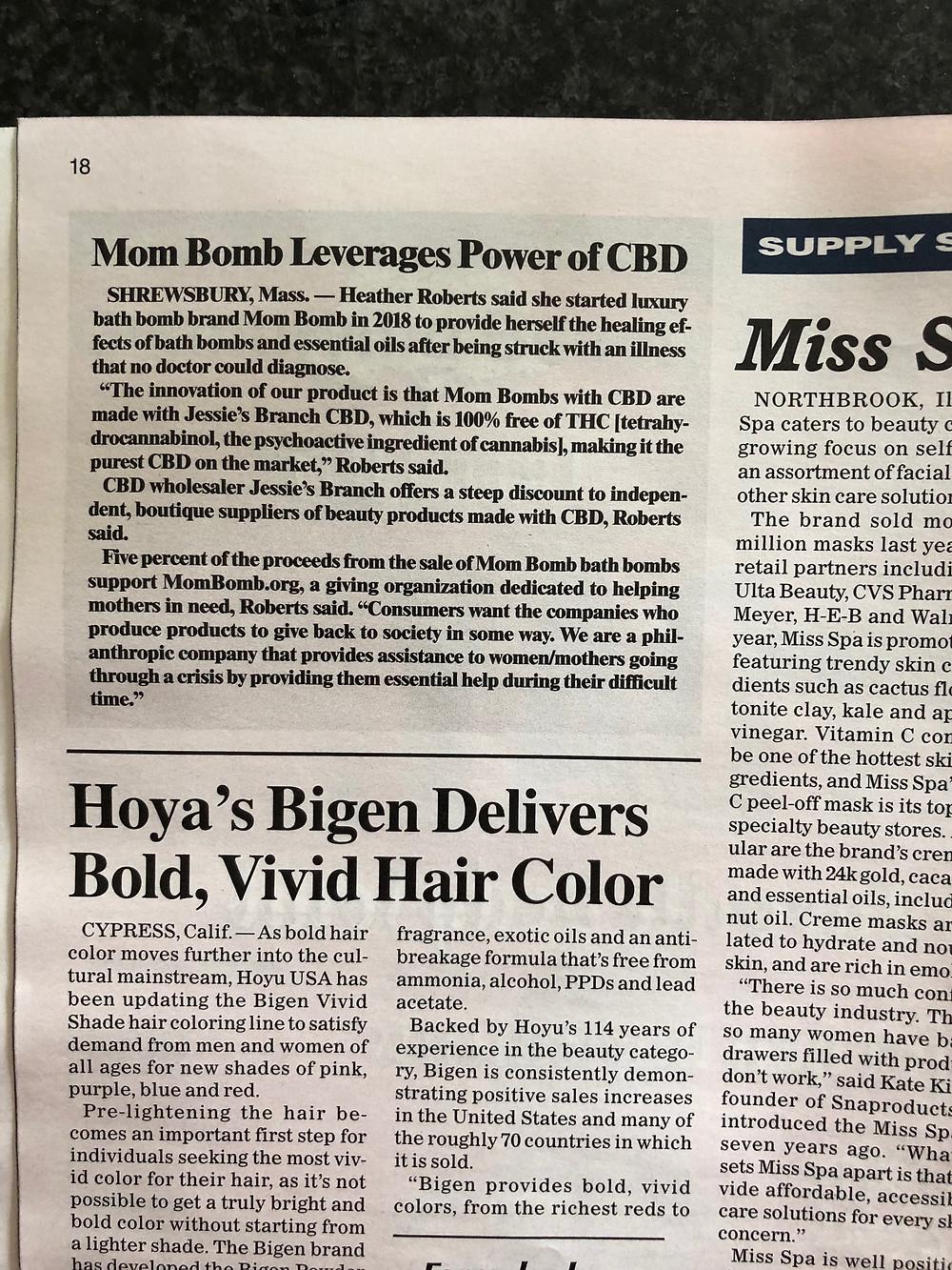 MMR Mass Market Realtors CBD Beauty Edition - Women Are Leading