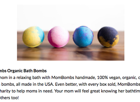 Featured on CertifiKID's Mother's Day Gift Guide!
