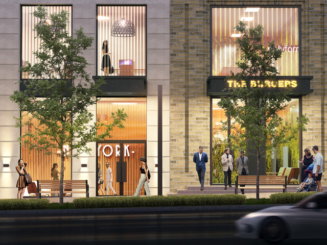 """New York Concept House"""