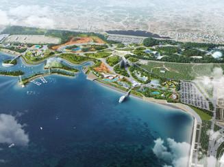 Boyukshor Development Concept