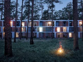 Forest Hotel in Kharkiv
