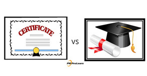 Professional Certification or Masters Degree: What to pursue during transition from Active Duty