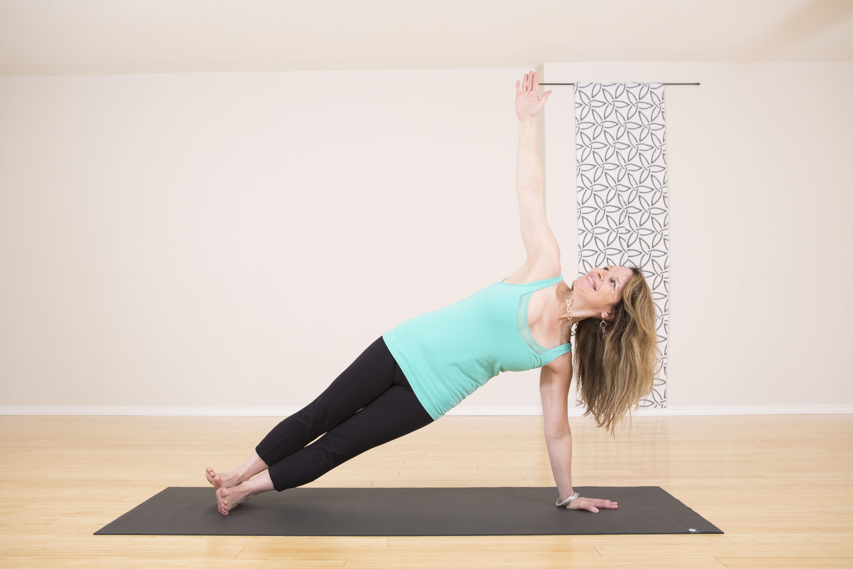 Vasisthasana ~ Side Plank