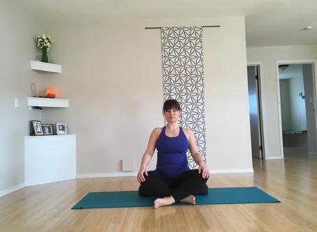 Yoga Quickie