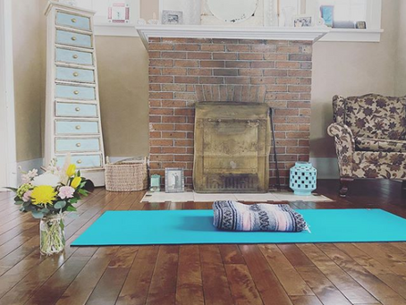 The World (& My Yoga Studio) is Shut Down Due to Covid-19; Now What?