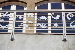 4.Costarella_galvinized_exterior_railing_1996_27'x3'x3
