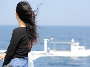 春の海in茨城県がおすすめ!【干し芋のふるさと】