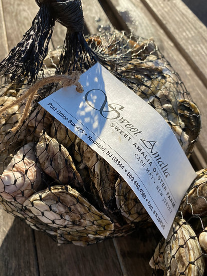 50 count - Sweet Amalia Oysters