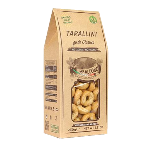 TARALL'ORO Taralli EVOO Classic Flavor