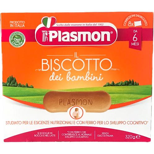 Baby Biscuit (Biscotti Cookies) by Plasmon - 11.2