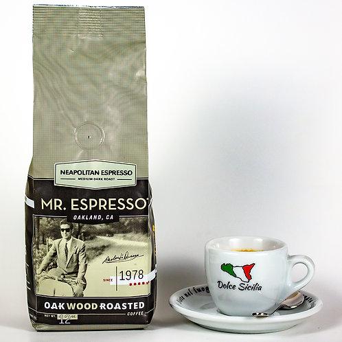 Mr. Espresso Neapolitan Espresso