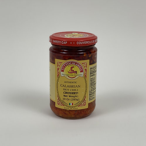 Calabrian Hot Chili Crushed in Oil Tuttocalabria