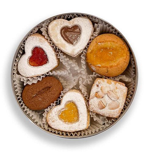 Handcrafted Cookies - 18 cookies