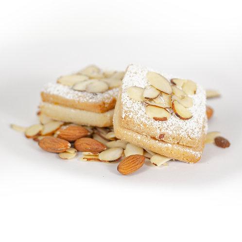 Quadrettini - 18 cookies