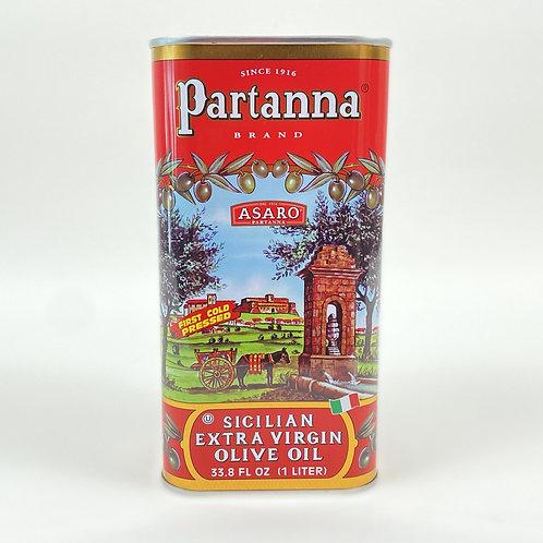 Extra Virgin Olive Oil Partanna from Sicily, Asaro