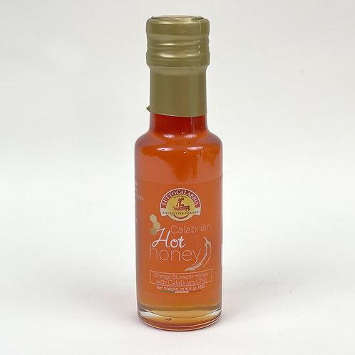 Hot Orange Blossom Honey Tuttocalabria