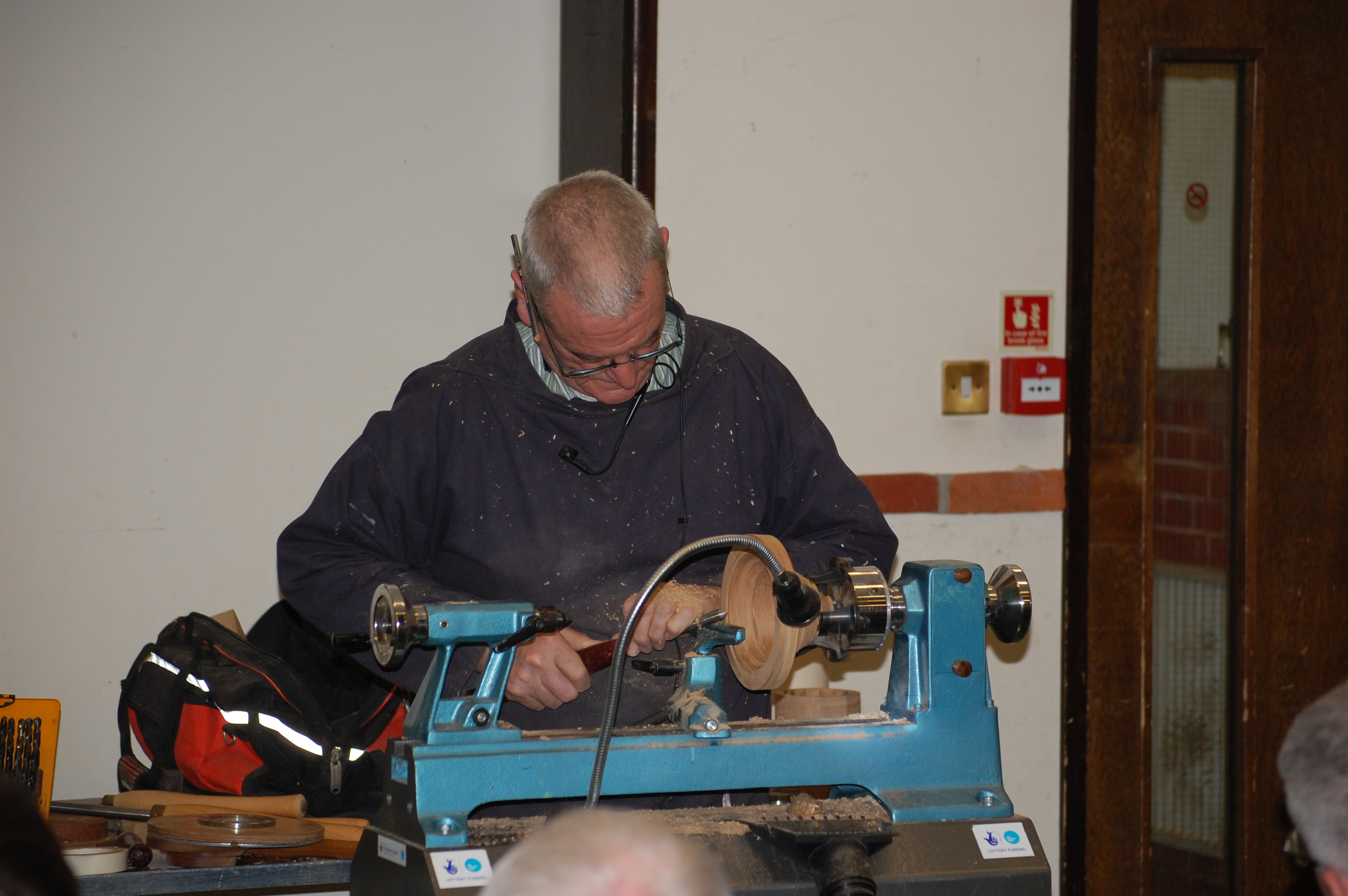 Colchester Woodturning Club