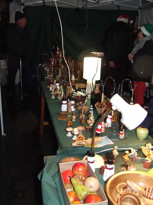 Colchester Christmas Market 2017