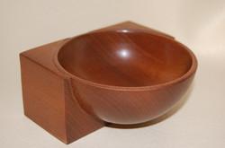 Mahogany emerging bowl