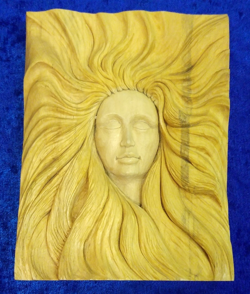 Ken Veal - Woodcarving
