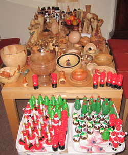 Colchester Woodturners Donations