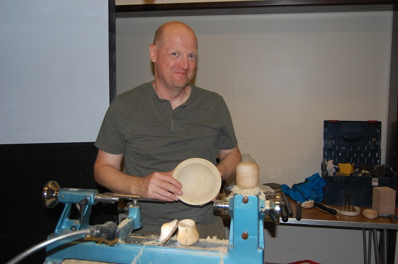 Mark Baker Woodturner