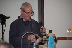 Colchester Woodturners Demonstration
