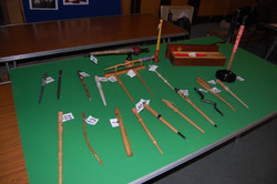 Woodturners - Wand Competition