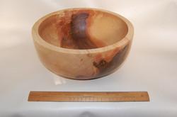 12'' ash bowl