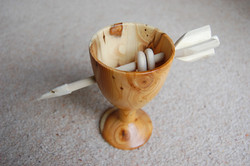 Cup with arrow (no glue used!)
