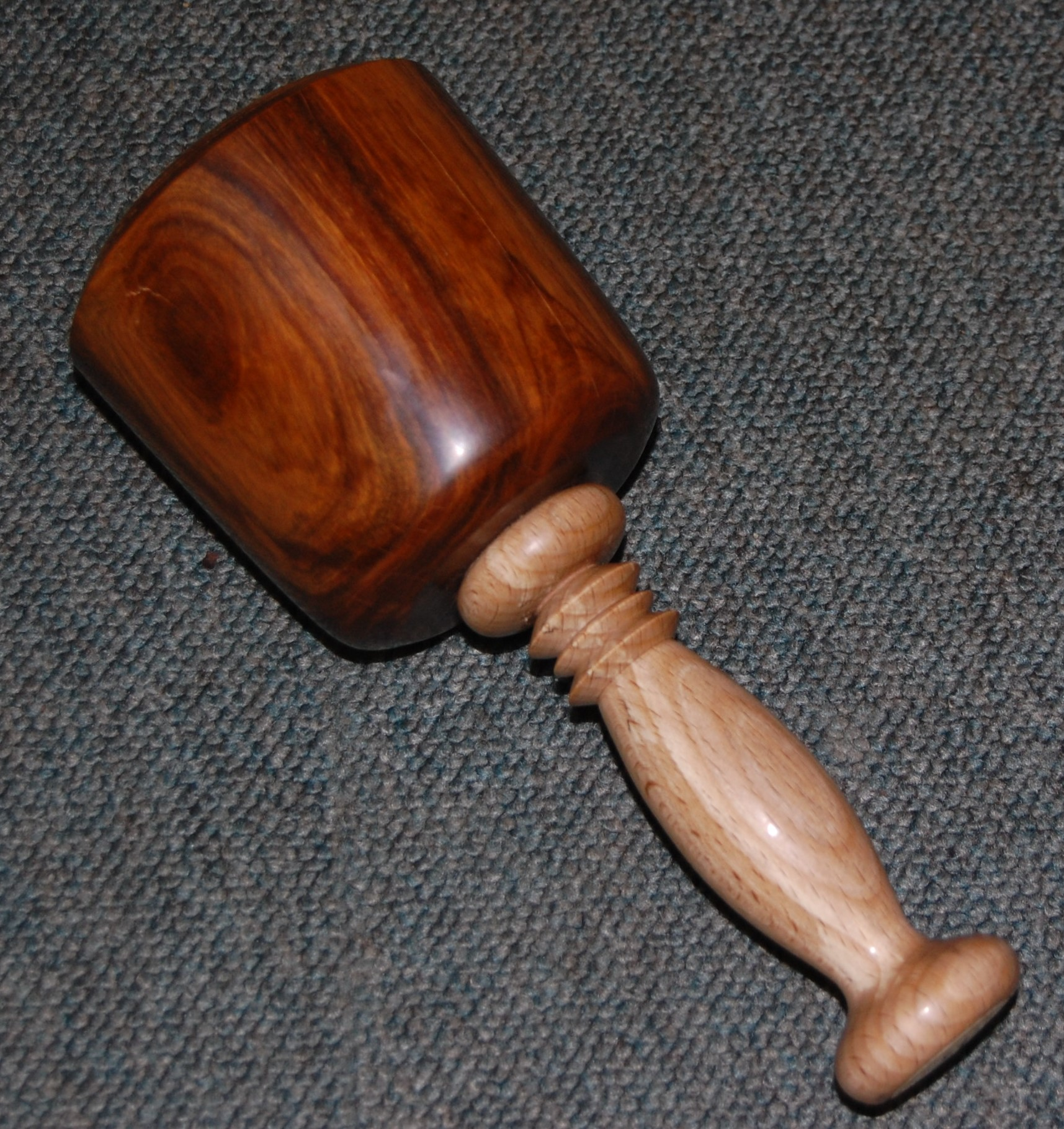 Mallet From Bowls Ball