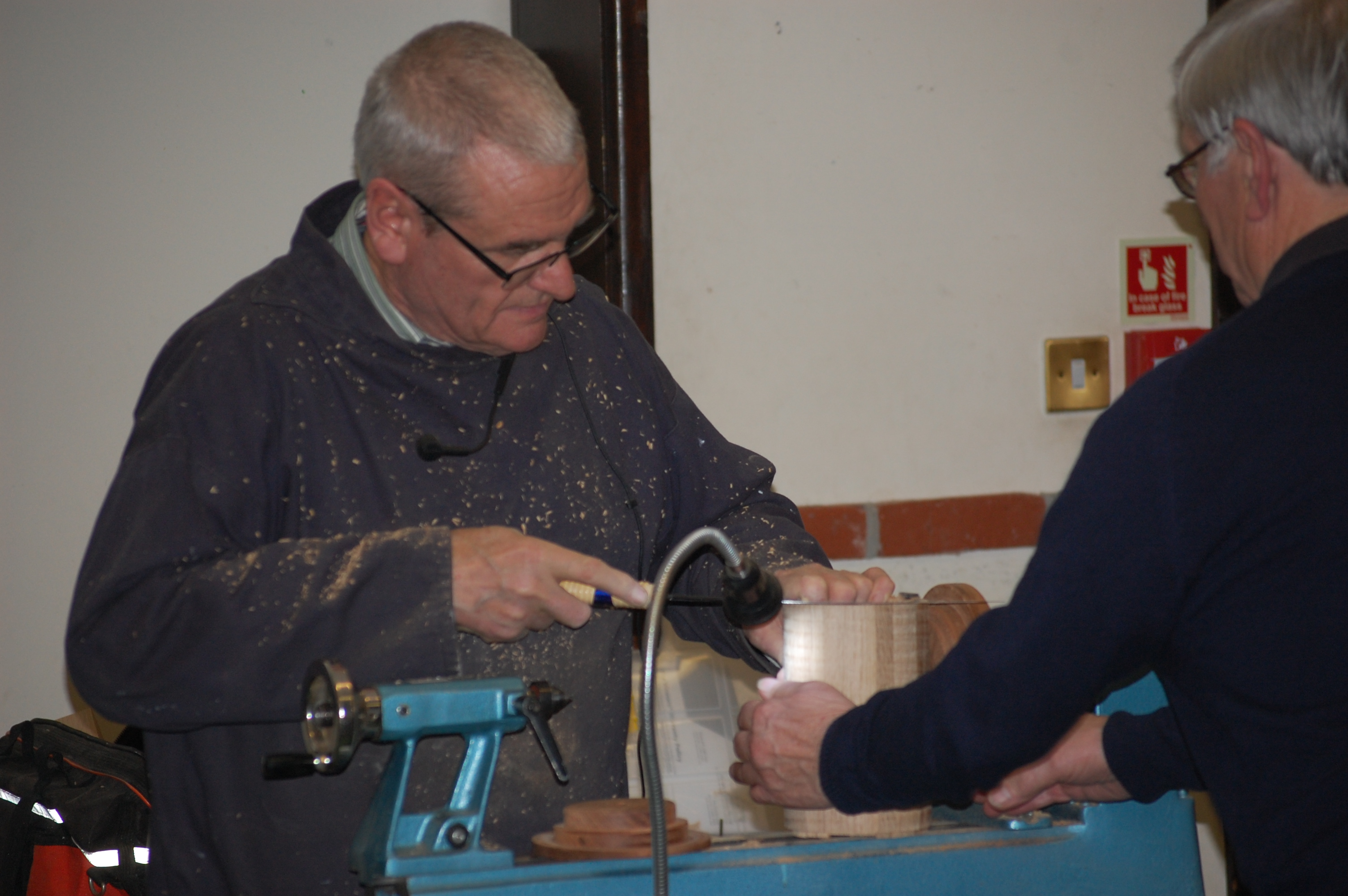 Colchester Woodturners